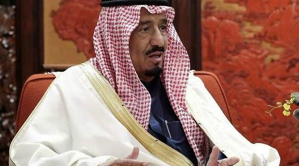 Raja Arab Saudi Meninggal