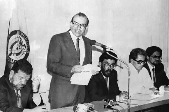 Humberto de la Calle y las FARC