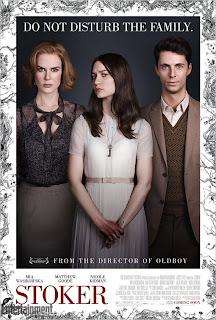 Watch Stoker (2013) movie free online