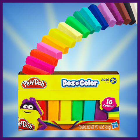 box 'o color