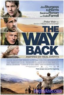 Đường Trở Về - The Way Back - 2010