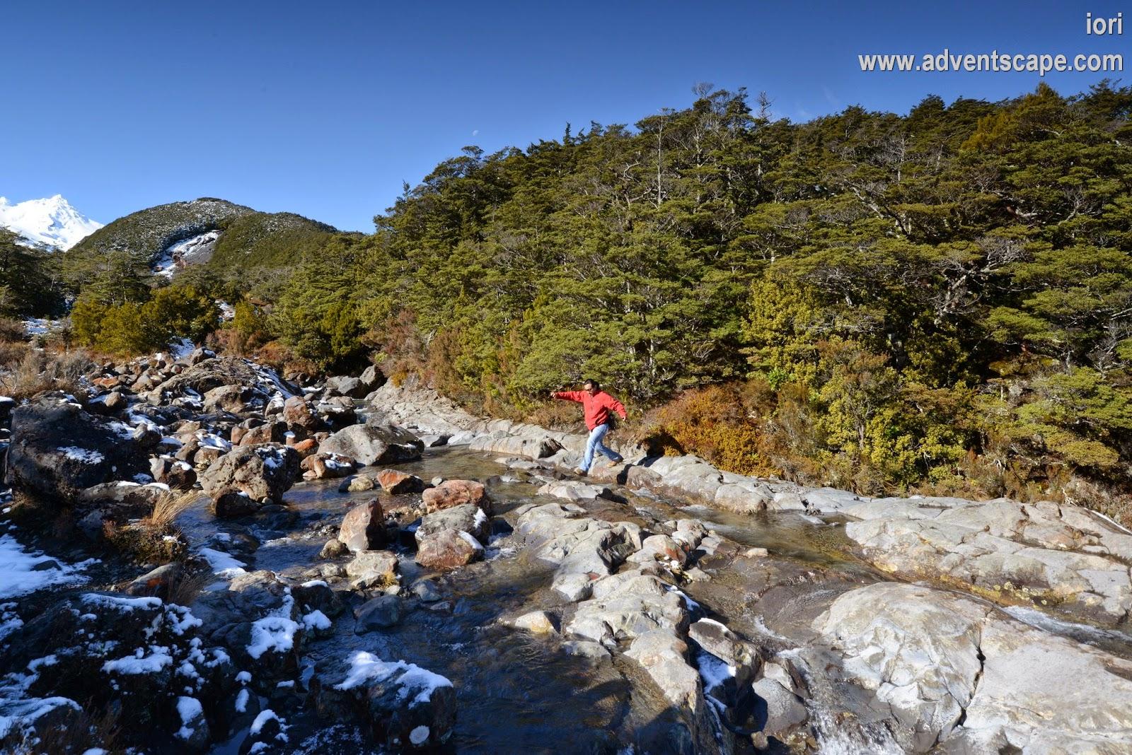 Philip Avellana, iori, adventscape, Mangawhero Falls, Mt Ruapehu, NZ, New Zealand, waterfalls, nature photos, LOTR, Lord of the Rings, filming location, Gollum