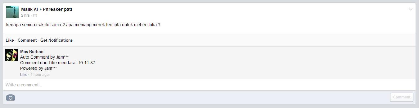 Cara Mendapatkan Banyak Komentar di Facebook