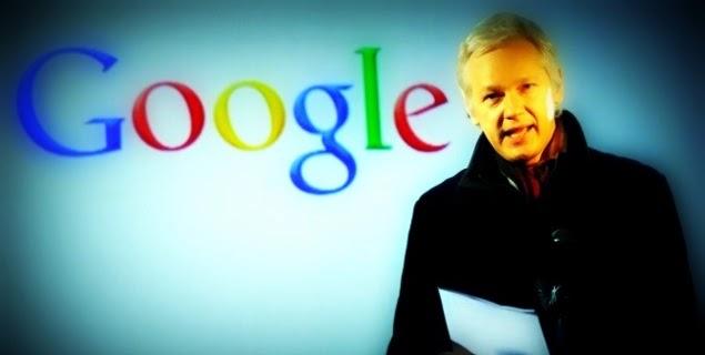 Джулиан Ассанж: Google стала угрозой