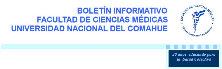 BOLETÍN INFORMATIVO FACIMED