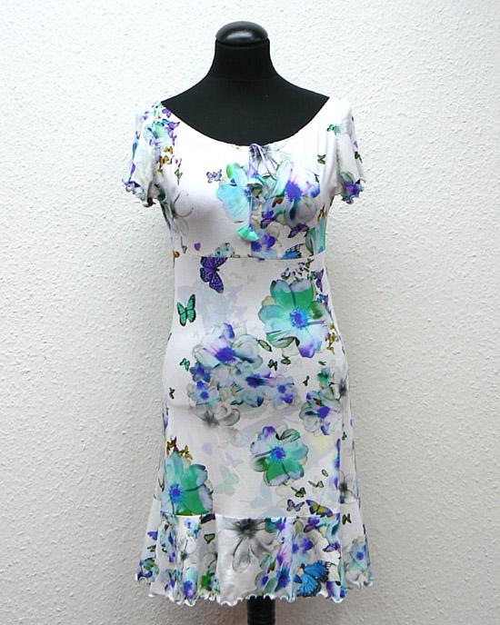 Schnittmuster - Nähanleitung: Kleid Vichy - 06-59 - schnittquelle ...