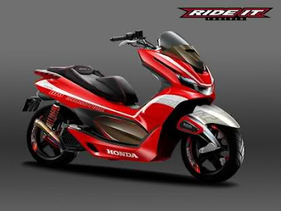 Modifikasi Honda PCX Model Ride It.jpg