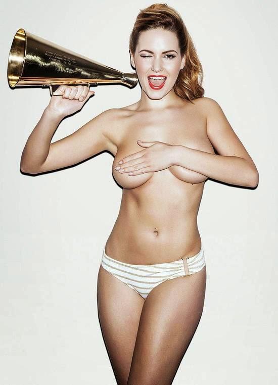Sabine Jemeljanova – Page 3 Topless Photoshoot (NSFW) indianudesi.com