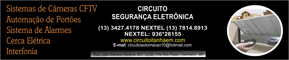 Circuito Elêtronico