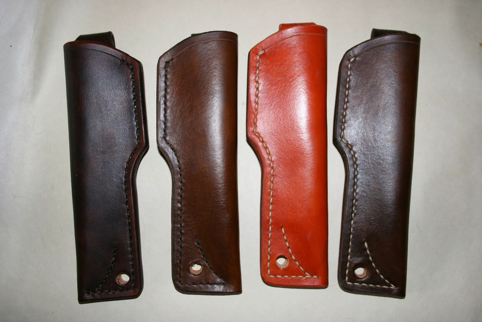 Sheaths for 'Mora' Knives