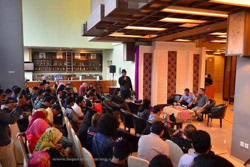 Komunitas Kota Diskusikan Penyelenggaraan Event Dengan Pemkot