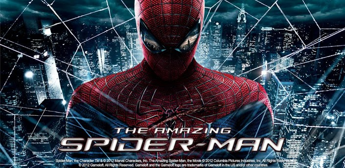 The Amazing Spider-Man Android APK İndir - androidliyim