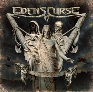 Eden's Curse - Trinity (2011) [North American Edition]