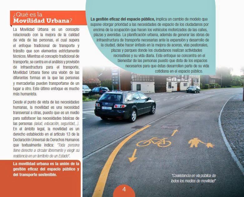 Revista digital apuntes de arquitectura movilidad urbana for Articulos sobre arquitectura