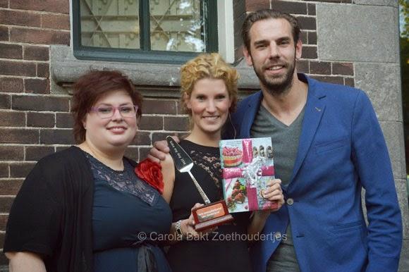 Marisca Hage wint Bake my day 2014!
