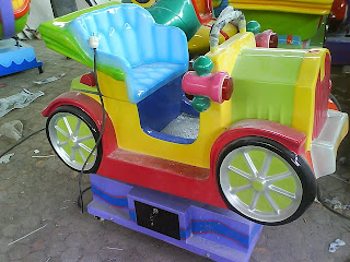Kiddie Ride Model Mobil