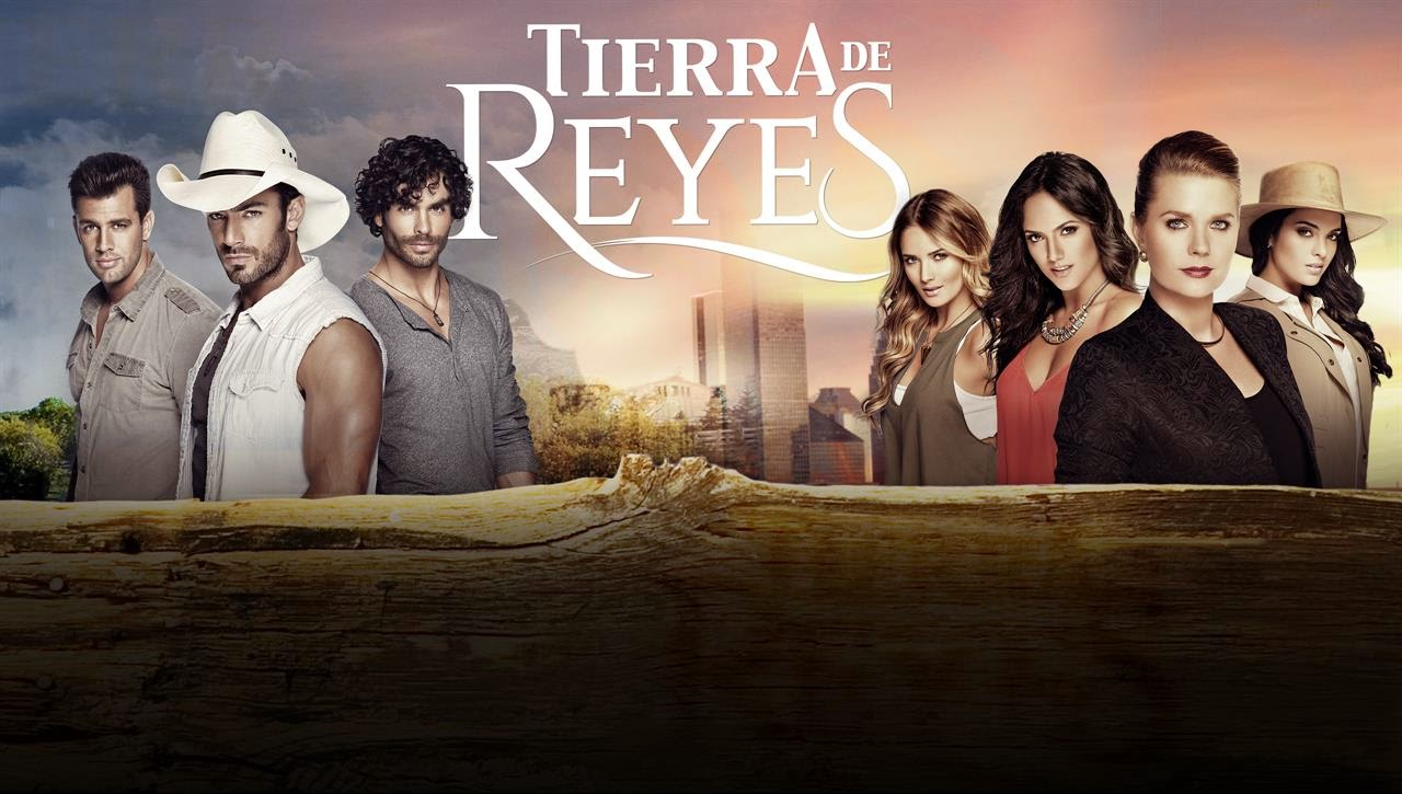 la web de telenovelas hispania tierra de reyes en primer
