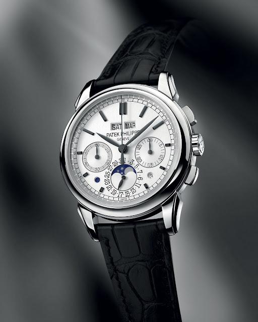 Patek Philippe - Perpetual Calendar Chronograph Réf. 5270