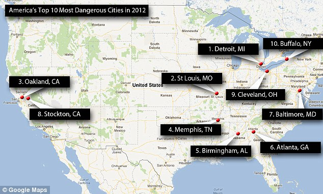 10 Worst Cities for Black Women to live in America