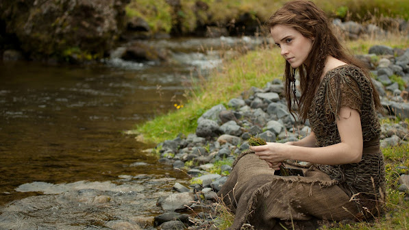 emma watson as ila noah 2014 movie hd girl wallpaper 1920x1080