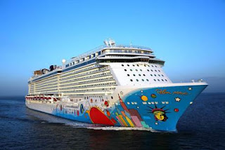 Norwegian Cruise Line's New Norwegian Breakaway Arrives in NYC