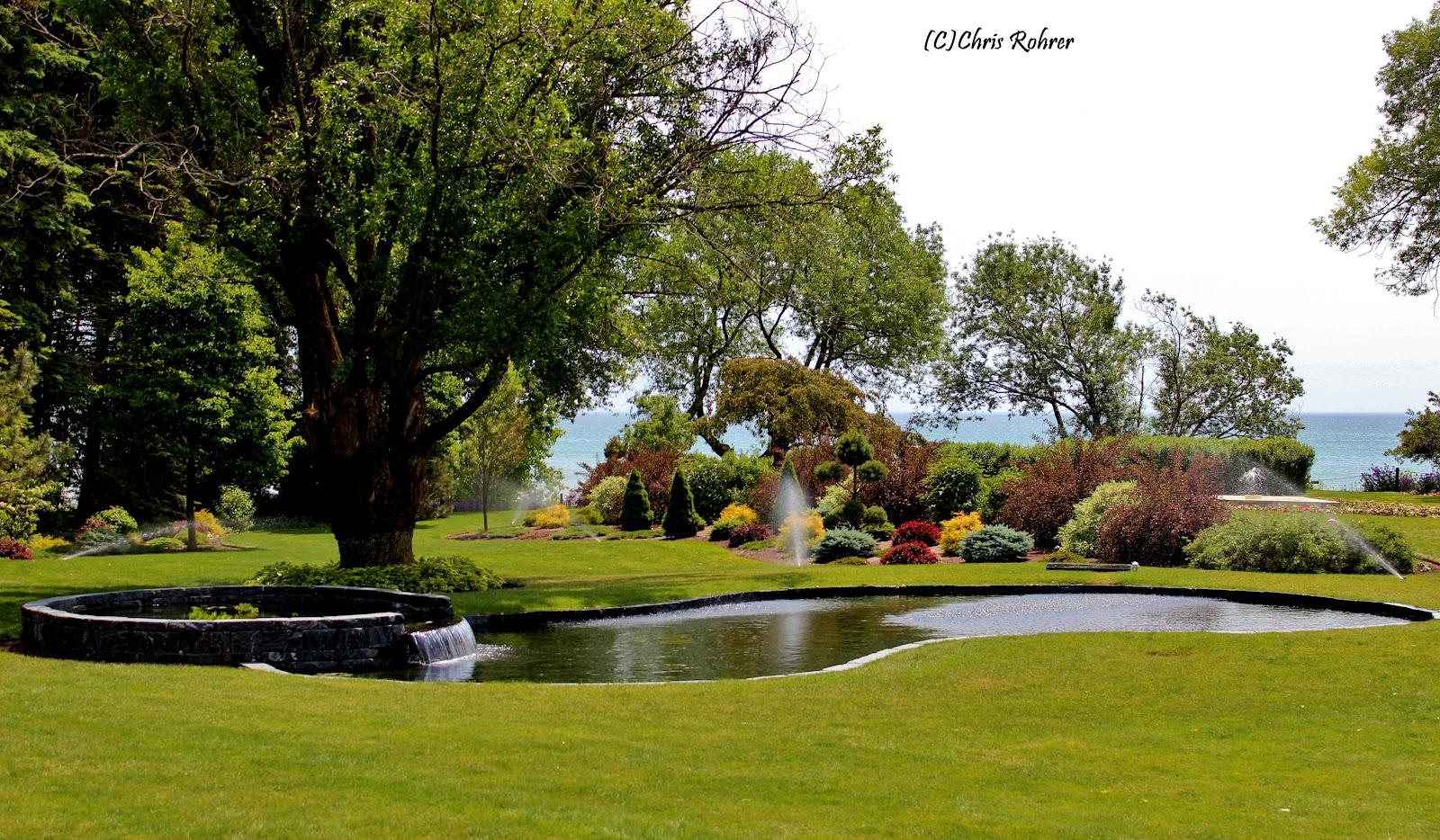 las aventuras west of the lake gardens