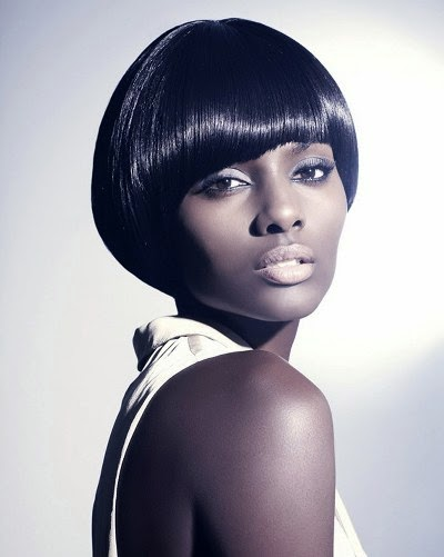 Short Black Bob Hairstyles For Women