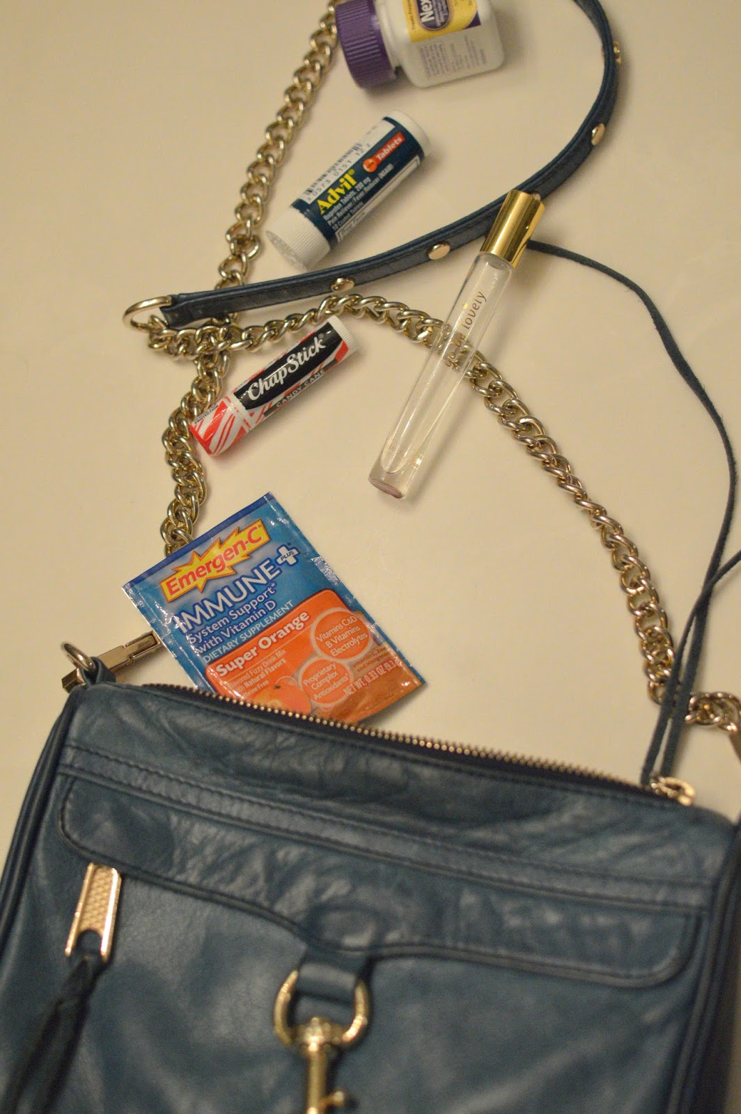 date night purse essentials