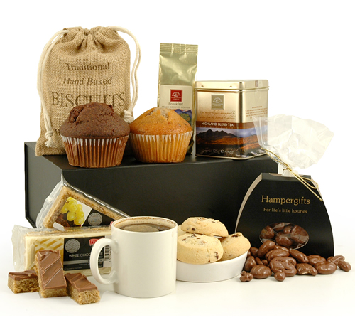 tea and coffee hamper