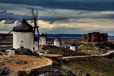 Pueblos con encanto: Consuegra (Toledo)