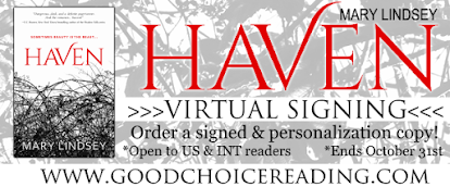 Haven by Mary Lindsey Virtual Signing