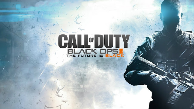 Call Of Duty Black Ops 2 Future Black HD Wallpaper