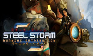 Screenshots of the Steel Storm One for Android tablet, phone.