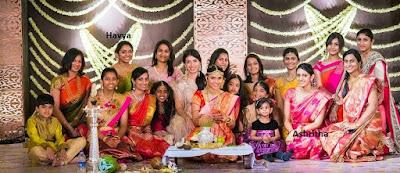 Venkatesh Thata & Rana Turns Proud Mama Daggubati Family