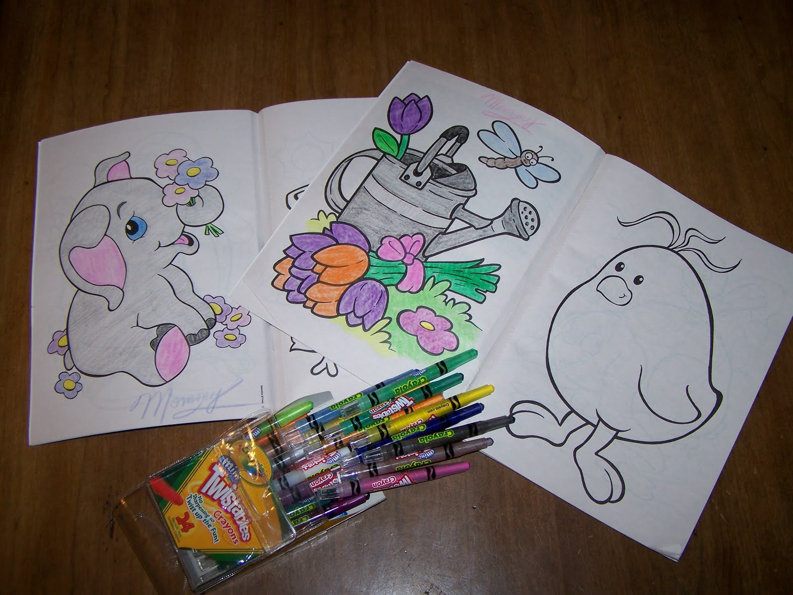 Galerry coloring pages that say welcome home