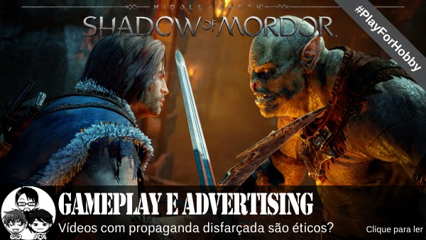 Pocket Hobby - www.pockethobby.com - #PlayForHobby - Middle Earth - Shadow of Mordor - Dinheiro e YouTube