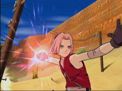 Naruto Shippuden Clash Of Ninja Revolution 3 Wii