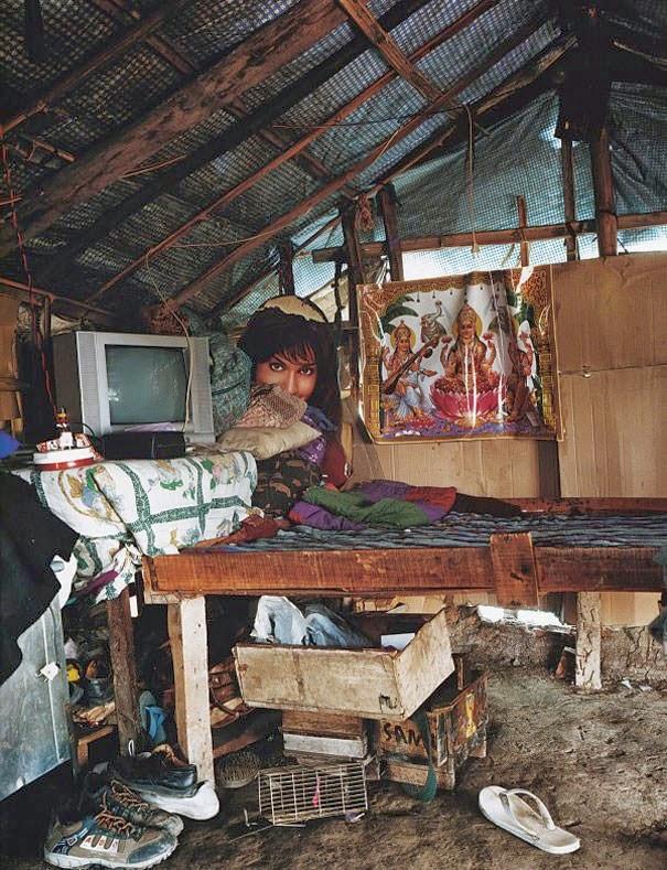 16 Children & Their Bedrooms From Around the World - Netu, 11, Kathmandu, Nepal - Netu's Room