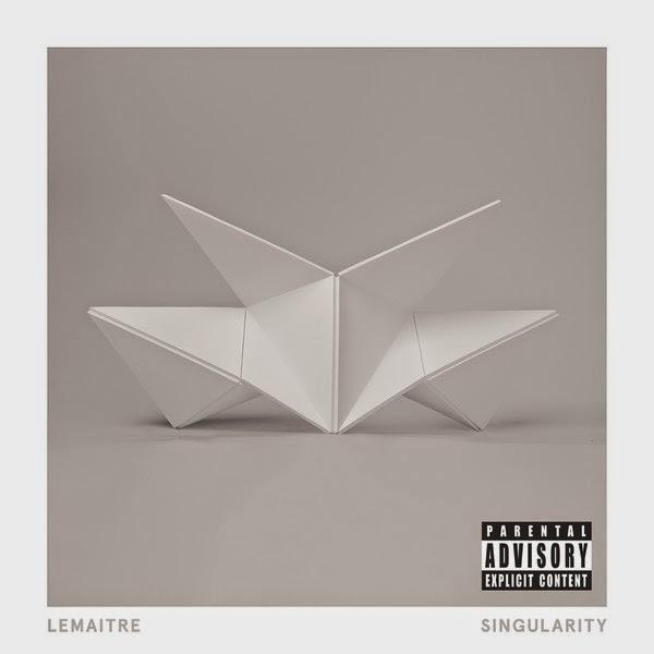 Lemaitre - Singularity - EP Cover
