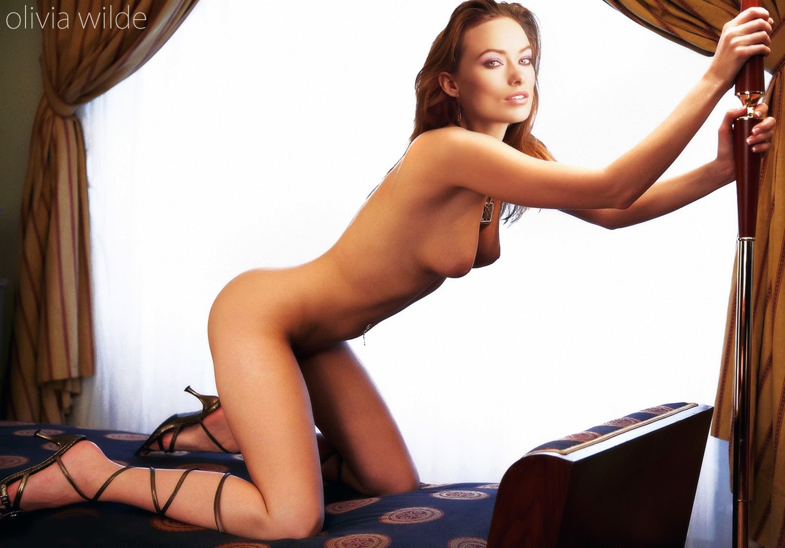 Think, Olivia wilde nude fakes tumblr