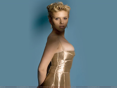 Scarlett Johansson Nice wallpaper 7