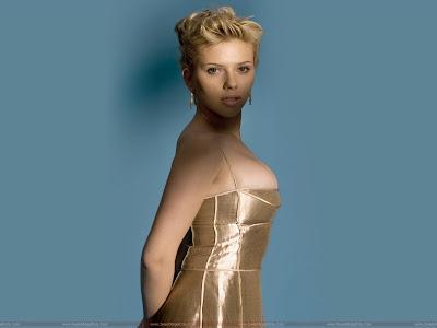 Scarlett Johansson Nice wallpaper 7