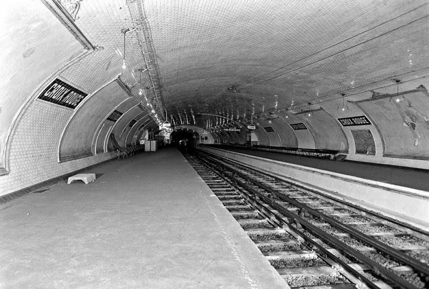 abandoned Métro stations Paris2