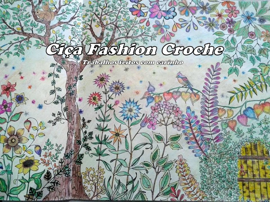 Ciça Fashion Crochê