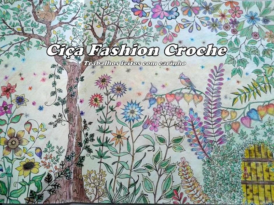 Ciça Fashion Crochê