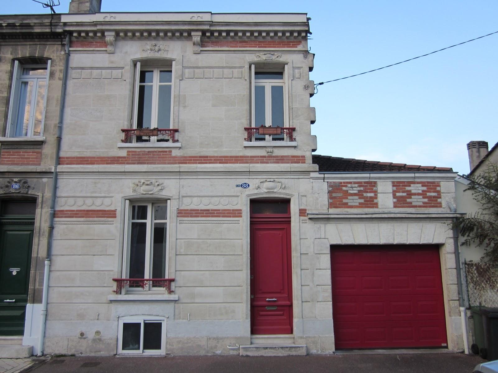 Surélévation Bordeaux surélévation pierre et réhabilitation maison ville au bouscat