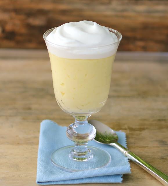 Lemon Mousse | Fresh & Refreshing Dessert