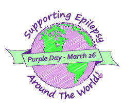 Purple Day - 26 Maret