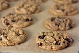 Resep kue kering Crispy Chocolate Cookies