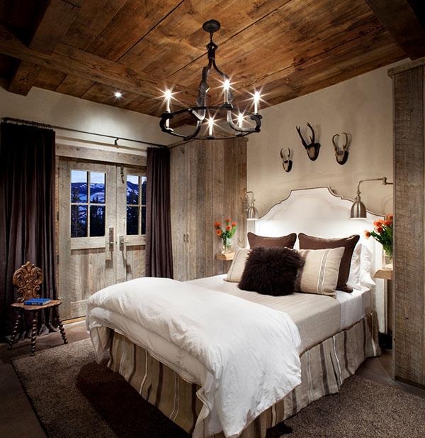decoracao de interiores sao joao da madeira:36 Ideias de Decoração Rústica para Quartos